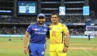 IPL 2019 : मुंबई के खिलाफ जीत का छक्का लगाने उतरेगी चेन्नई, धोनी कर सकते हैं आराम