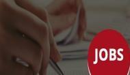 पब्लिक हेल्थ सेक्टर में नौकरी का बड़ा मौका, जानें आवेदन की योग्यता