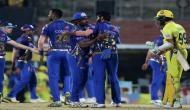 IPL 2019 : धोनी के बिना चेन्नई के धुरंधरों का हुआ बुरा हाल, मुंबई ने 46 रनों से हराया