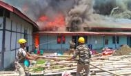 Manipur: Students burn school after being expelled by authorities for insulting Facebook post