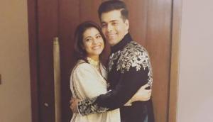 Kajol had a huge crush on this superstar, reveals friend-filmmaker Karan Johar