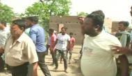 पश्चिम बंगाल के आसनसोल में वोटिंग के दौरान भड़की हिंसा, BJP-TMC कार्यकर्ता भिड़े