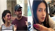 Aamir Khan, Urmila Matondkar, Priyanka Chopra Jonas and other Bollywood celebrities step out to vote