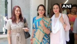 Hema Malini on Sunny Deol contesting as BJP candidate: 'It's good decision'
