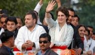 Jam in Priyanka Gandhi's roadshow in Lakhimpur; woman died after ambulance stuck for hours