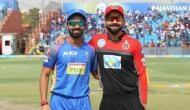 IPL 2019 : बैंगलोर और राजस्थान के बीच 'करो या मरो' का मुकाबला, जो हारा वो होगा प्लेऑफ की रेस से बाहर