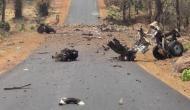 महाराष्ट्र के गढ़चिरौली में नक्सली हमला, 16 सुरक्षाकर्मी शहीद