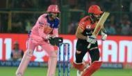 RCB Vs RR : बैंगलोर के अरमानों पर बारिश ने फेरा पानी, राजस्थान के खिलाफ मैच रद्द