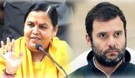 Uma Bharti slams Gandhi family: 'Gandhi' in Rahul's name not associated with Mahatma Gandhi