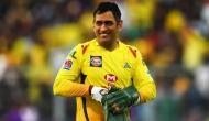 IPL 2019 : धोनी के सामने पानी मांगते नजर आए इस सीजन के विस्फोटक बल्लेबाज