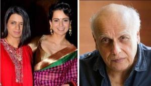 Mahesh Bhatt finally responds to Kangana Ranaut's comment: She is a bachchi