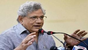 Allowed by SC to visit J-K,  Sitaram Yechury says he will talk about it on his return from Valley