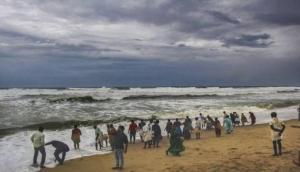 Cyclone Fani: Indian Navy launches rescue and rehabilitation effort in Odisha