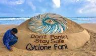 Cyclone 'Fani' hits Odisha today, IMD hopes for no casualty