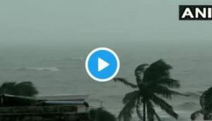 Video: Cyclone Fani makes landfall in Odisha, wreaks havoc