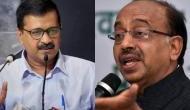 Delhi: BJP lodges complaint against Kejriwal govt for 'misusing public money'