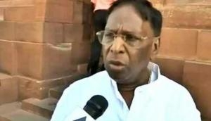 Country's economy will be destroyed if PM Modi gets another term: CM V Narayanaswamy