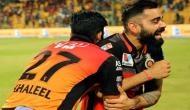 IPL 2019: खलील ने विराट को आउट कर मनाया जश्न, विराट ने जमकर उड़ाया मजाक