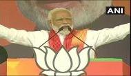 PM Modi attacks SP-BSP Alliance: They will fall flat in Lok Sabha polls