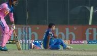IPL 2019: हैट्रिक लेने से चूके अमित मिश्रा ने इस खिलड़ी को दी गाली