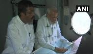 PM Modi conducts aerial survey of cyclone-ravaged areas in Odisha
