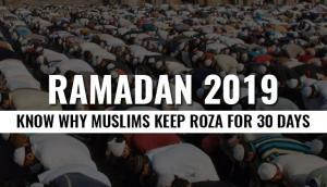 Ramadan 2019: Know why Muslims keep Roza for 30 days