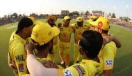 IPL 2020: CSK को लगा बड़ा झटका, पहले ही मैच से बाहर हुआ धाकड़ बल्लेबाज, माना जा रहा था सुरेश रैना का विकल्प