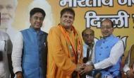 AAP MLA Devinder Sehrawat joins BJP