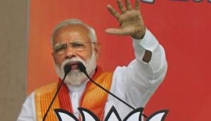 Congress snatched farmers' land, reaped 'crop of corruption' in Haryana: PM Modi