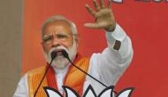 PM Modi launches fresh attack on Rajiv Gandhi; says 'he used navy warship for family trip'