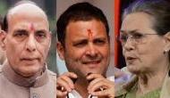 Lok Sabha Elections Phase 5: Rahul Gandhi, Sonia Gandhi, Rajnath Singh in fray
