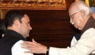 राहुल गांंधी ने आडवाणी पर फिर की बदजुबानी, अब बोले- मोदी ने अपने कोच को मारा 'मुक्का'