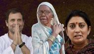 Smriti Irani alleges Rahul Gandhi of 'booth capturing' in Amethi; tweets video