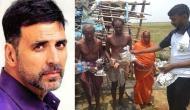 फानी तूफान: पीड़ितों के लिए अक्षय कुमार ने खोला दिल का दरवाजा, दी इतने करोड़ की सहायता राशि