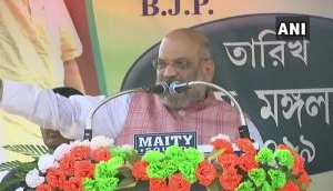 Amit Shah's jibe at Mamata Banerjee: If not in India, will we take Ram's name in Pakistan