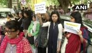 सुप्रीम कोर्ट के बाहर धारा 144, CJI को क्लीन चिट देने के तरीके पर विरोध प्रदर्शन