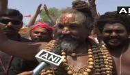 Computer Baba prays for Digvijaya Singh; says 'No Modi if no Mandir'