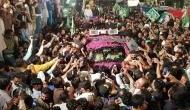 Nawaz Sharif reaches Kot Lakhpat jail after massive roadshow in Lahore
