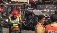 लाहौर में दरगाह के बाहर धमाका, 6 सुुरक्षाकर्मियों समेत 8 की मौत