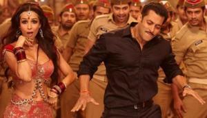 Dabangg 3: Salman Khan to replace Malaika Arora in special item song 'Munna Badnaam Hua'