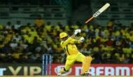 IPL 2019: माही के हाथ से छूटा बल्ला, हुआ कैच, फिर भी नॉट आउट रहे धोनी, देखें वीडियो