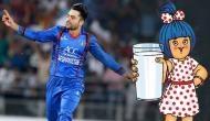 विश्व कप 2019 से पहले अफगानिस्तान के खिलाड़ी बने 'अमूल बेबी'