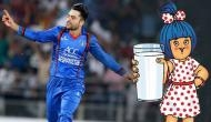 Afghanistan becomes Amul baby for ICC World Cup 2019