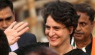 Priyanka Gandhi cites husband's roots to hail Punjabi community