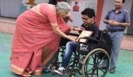 CBSE: शुभम ने एक पैर से लिख कर लहराया सफलता का परचम, दास्तां सुनकर आंखों में आ जाएंगे आंसू