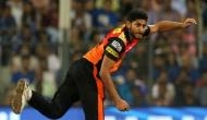 SRH lost eliminator due to Basil Thampi who also has this shameful record to his name