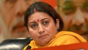 Smriti Irani attacks Opposition for supporting anti-nationals