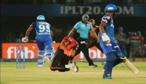 IPL 2019, DC vs SRH: फिर दिखा आखिरी का रोमांच, जानिए 6 गेदों का पूरा हाल, देखें वीडियो
