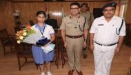 Kolkata: Inspiring! Daughter secures 4th position in ISC; appointed as senior cop, becomes father's one-day 'boss'