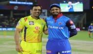 IPL 2020 CSK vs DC: चेन्नई ने जीता टॉस लिया बल्लेबाजी का फैसला, देखें क्या है दोनों टीमों की प्लेइंग इलेवन